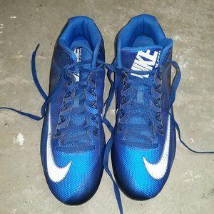 Nike Football Cleats Nikeskin 705409-410 Alpha Pro